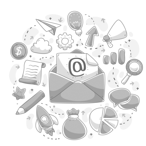 email-marketing-gray-scale