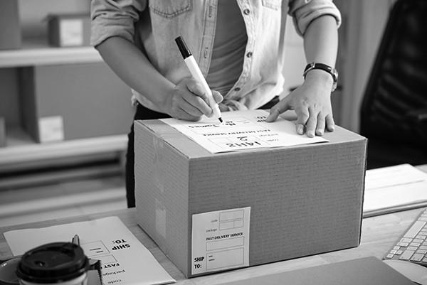 writing-address-box